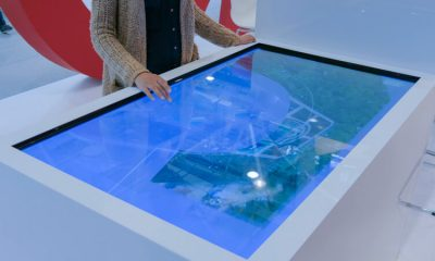 touchscreen tafel