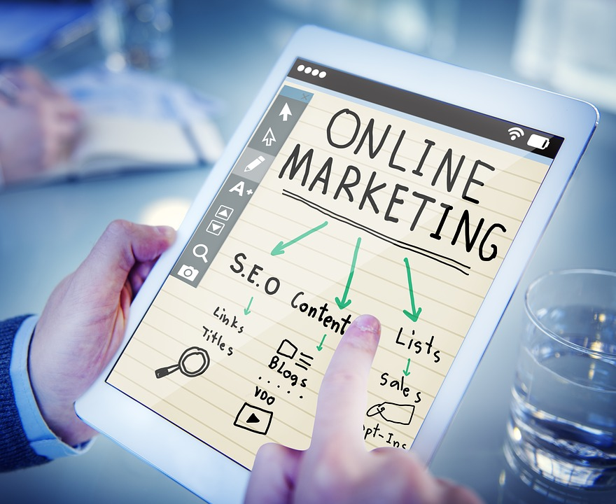 de kracht van online marketing