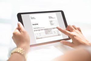 online factuur